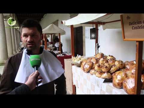 O melhor da doçaria conventual de Portugal até amanhã em Guimarães