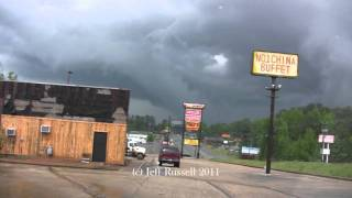 Thomasville (AL) United States  City pictures : Clarke Co, AL Wall Cloud