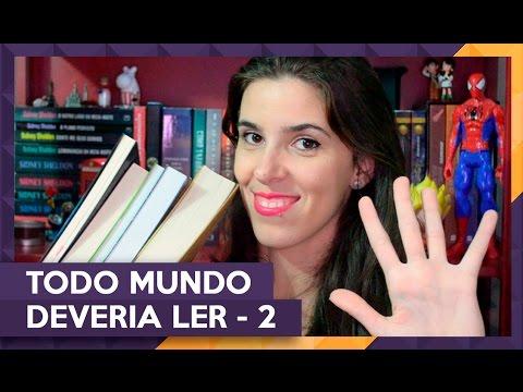 TODO MUNDO DEVERIA LER 2 | Admirável Leitor