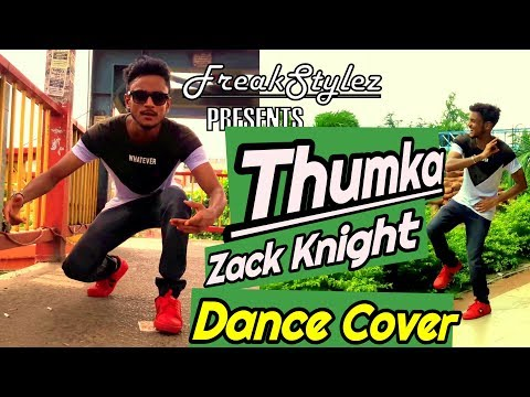 Zack Knight Thumka Dance Cover Video Song | Sayandeep Das Choreography | Official Music | FS \m/