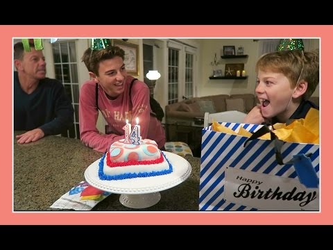 HAPPY BIRTHDAY BRENNAN | Flippin