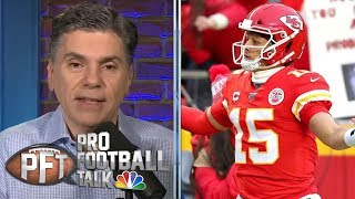 Kansas City Chiefs on to AFC title after historic comeback | Pro Football Talk | NBC Sports