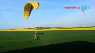 VIDEO DNE: Pecka! Letět jako vítr rychlostí vlaku!