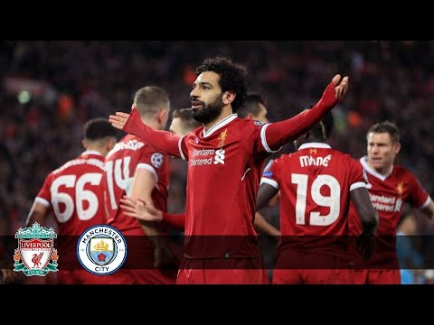 Liverpool Vs Manchester City - 3 : 0 UEFA Champions League Goals & Highlights ( 5 April 2018 )