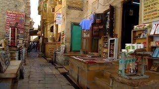 Jaisalmer India  city photo : Beautiful Jaisalmer, INDIA (Rajasthan): A Tour of Jaisalmer Fort