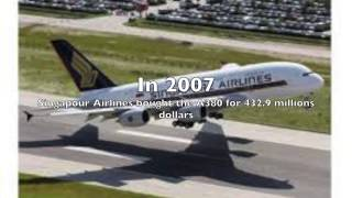 Hey everybody, On this new video, I will explain you the story of the A380. Enjoy this new concept and please let me know if you like it. please like and subscribe for more ( sorry for the conclusion at the end of the video, it's maybe going a bit too fast)a380 first flight :https://www.youtube.com/watch?v=u4JJ_0lWYRsmy Instagram : matteoaviator3