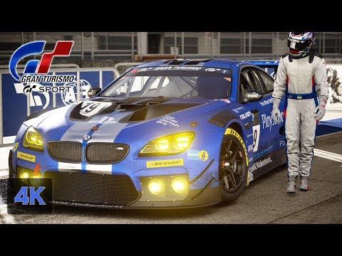 Gran Turismo Sport Onboard [4K] Nurburgring Fia GT Manufacturer Series Online Race BMW M6