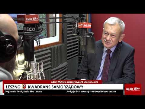 Wideo1: Leszno Kwadrans Samorządowy 20.12.2019