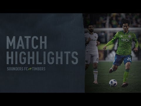 Video: HIGHLIGHTS: Seattle Sounders FC vs. Portland Timbers | Leg 2 West. Conf. Semifinals | Nov. 8, 2018