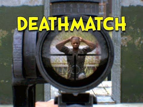 deathmatch - Any friendlies in Berezino?! Facebook ▻ https://www.facebook.com/Frankieonpcin1080p?fref=ts Twitter ▻ https://twitter.com/FRANKIEonPC Music and more ▽