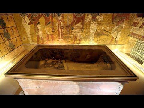 Grab des Tutanchamun: Rätsel um geheime Kammern gelös ...