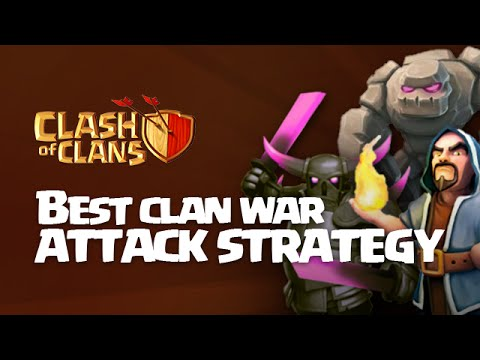 Guide - Clash of Clans How to use GoWiPe Attack Strategy Guide (Golems Wizards Pekka/P.E.K.K.A.) / Clan War Attack Strategy GoWiPe raids for Townhall 8 Townhall 9 Townhall 10 GoWiPe Attack Strategies...
