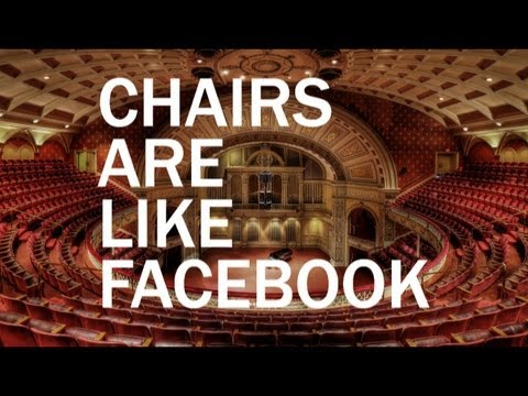 Are chairs like Facebook? [Spoof]