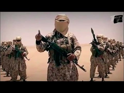Российские военные в Пальмире успешно выполнили миссию по вооружению боевиков ИГИЛ. - DomaVideo.Ru