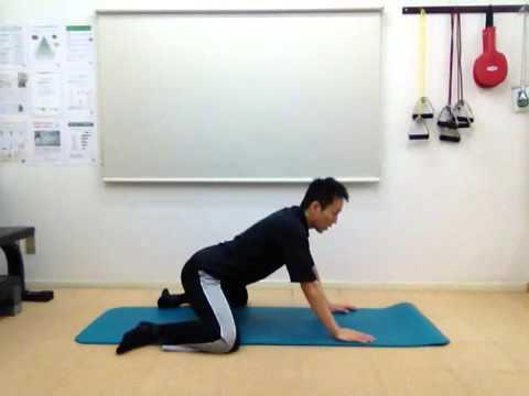 股関節を柔軟にしよう!太もも内側(内転筋)のストレッチ