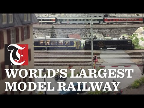 Miniatur Wunderland is a model railway attraction in Hamburg, Germany, and the largest of its kind in the world.