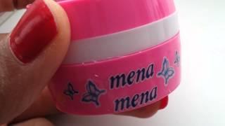 How To: lighten/whiten your skin using mena cream - YouTube