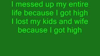 Afroman- Because I got high (lyrics)
