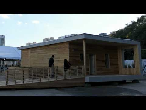 Empowerhouse - Solar Decathlon-Time Lapse | Parsons The New School for Design