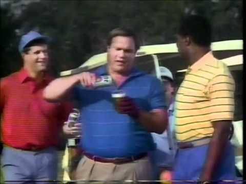 1988 Greg Luzinski Miller Lite Beer Commercial Phillies White Sox