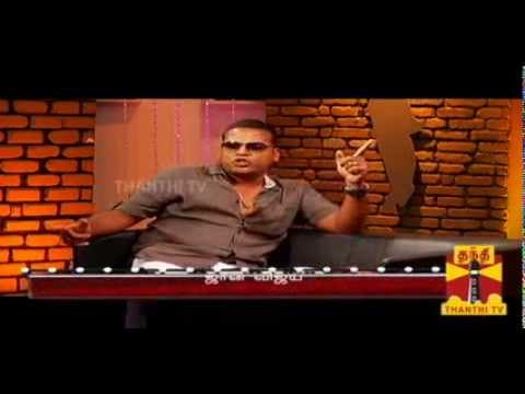 Thenali Darbar   John Vijay 06 11 2013 Thanthi TV