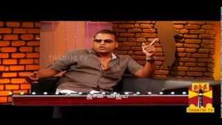 Thenali Darbar - John Vijay 06.11.2013 Thanthi TV