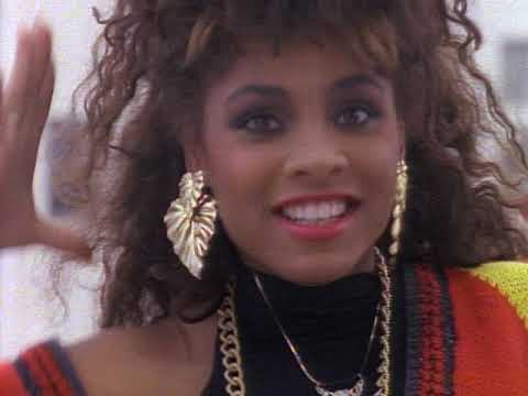 J.J. Fad - Supersonic (Official Music Video)