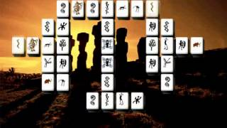 Moai Mahjong Solitaire Free YouTube video