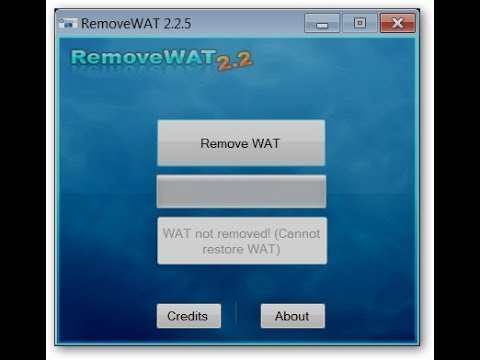 ACTIVACIÓN DE WINDOWS 7 [REMOVE WAT] 21-05-2014 LINCK [MEDIAFIRE Y MEGA]