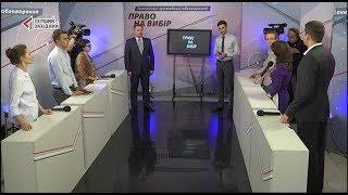 Розмова відомих журналістів Львова з головою ЛОДА Олегом Синюткою