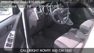 2008 Pontiac Vibe 4dr HB - for sale in Altoona, PA 16602