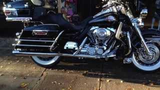 8. 2006 HARLEY-DAVIDSON ULTRA CLASSIC FLHTCU @ West Coast Harley-Davidson, Glasgow, Scotland