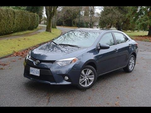 2014 Toyota Corolla Eco review