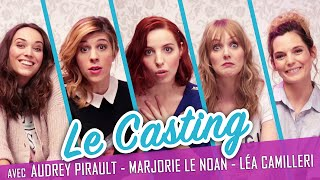 Video Le Casting (feat. AUDREY PIRAULT - MARJORIE LE NOAN - LEA CAMILLERI) - Parlons peu, Parlons Cul MP3, 3GP, MP4, WEBM, AVI, FLV Mei 2017