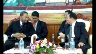 World Peace Gong to The Lao PDR Ceremony Extra Coverage Part 6of7