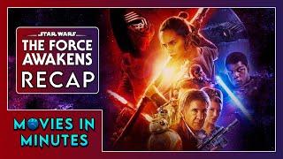Video Star Wars: The Force Awakens in 4 minutes (Movie Recap) MP3, 3GP, MP4, WEBM, AVI, FLV Maret 2018