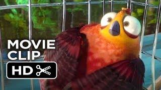Rio 2 Movie CLIP - Paddle (2014) Jesse Eisenberg, Anne Hathaway Movie HD