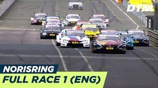 Race 1 (Multicam) - LIVE (English) - DTM Norisring 2018