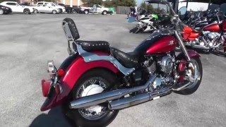 10. 061699 - 2004 Yamaha V-Star 650 - Used Motorcycle For Sale