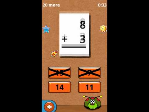 Video of Bugaboo Math Flash Cards