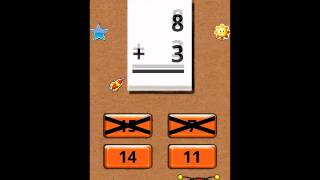 Bugaboo Lite Math Flash Cards YouTube video