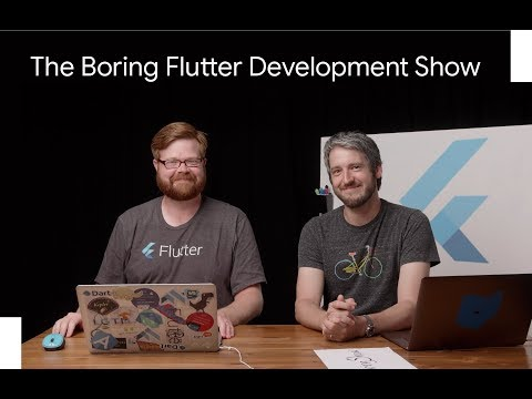 Testing, JSON serialization, and immutables - The Boring Flutter Development Show, Ep. 2