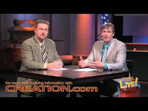 How precisely can a creation date be calculated? (Creation Magazine LIVE! snippet)