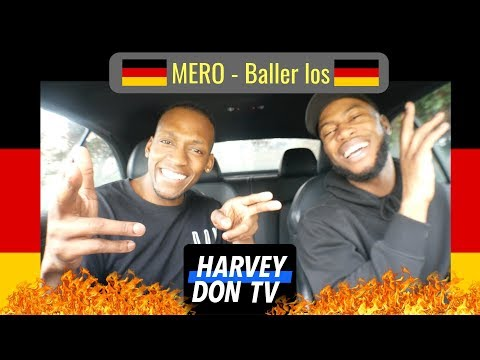 MERO - Baller Los Reaction #Mero #harveydontv #raymanbeats