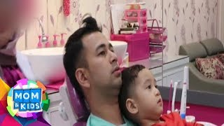 Video Rafathar Akhirnya Berani Ke Dokter Gigi & Rajin Mengaji  - Mom & Kids (18/2) MP3, 3GP, MP4, WEBM, AVI, FLV Februari 2018