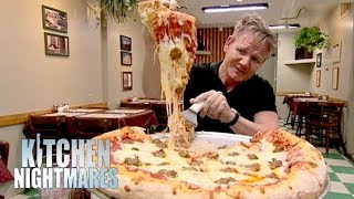 Can Gordon Ramsay Save Pantaleone's? | Kitchen Nightmares Supercut