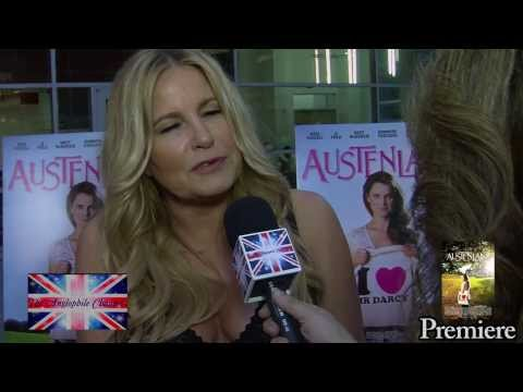 AUSTENLAND  Jennifer Coolidge talks about 2 Broke Girls and Stand-up Comedy!
