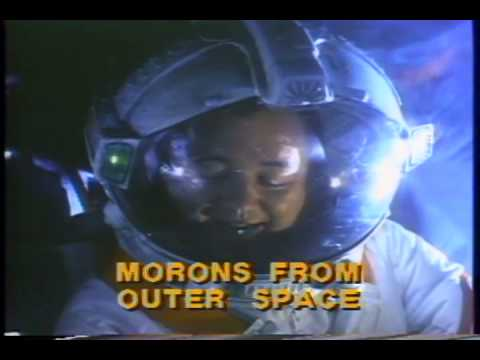 Morons From Outer Space Trailer 1985