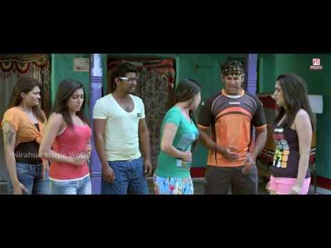 Video Kara Na Ta Mara | Nirahua Hindustani Comedy Scene | Dinesh Lal Yadav