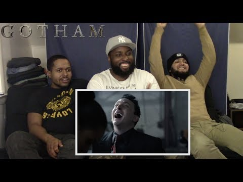 "Gotham REACTION & REVIEW - 5x1 ""Year Zero"""